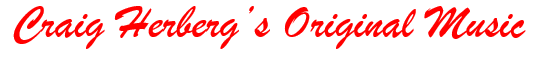 Craig Herberg Original Music logo